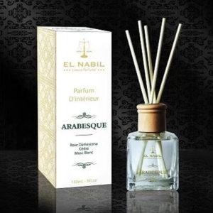 Parfum Maison - Rose Damas, Cèdre et Musc Blanc Parfums islamique E-maktaba.fr