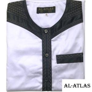 Atlas qamis 1 - vêtements islamique e-maktaba.fr