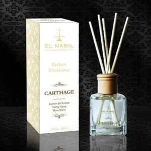 Parfum Maison - Carthage - Jasmin Tunisie, Ylang Ylang et Musc Blanc Parfums islamique E-maktaba.fr