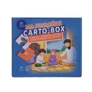 MA PREMIÈRE CARTO BOX Vente en ligne E-maktaba