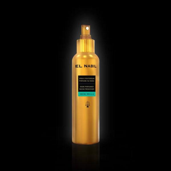 Photo Parfum Maison Al Nabil – Musc Bella – 300 ml - El-Nabil
