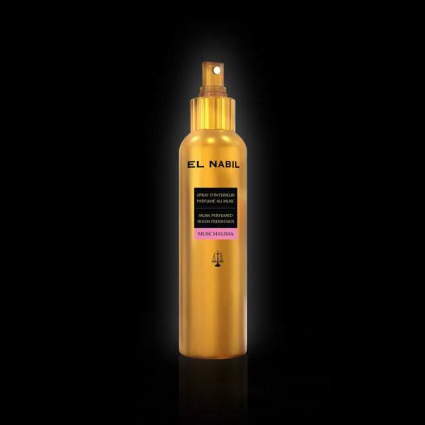 Photo Parfum Maison Al Nabil – Musc Halima – 300 ml - El-Nabil
