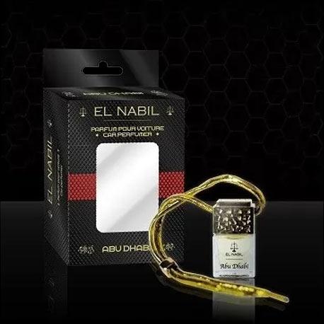 Parfum musc Abu Dahbi El Nabil - Diffuseur voiture al Nabil - 6ml Parfums islamique E-maktaba.fr