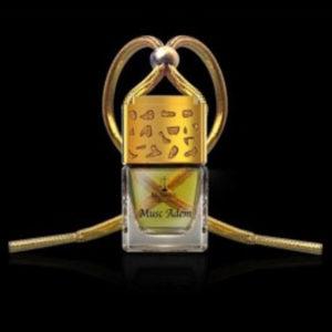 Parfum Adem El Nabil - Diffuseur voiture al Nabil - 6ml Parfums islamique E-maktaba.fr