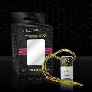 Photo Parfum Voiture Musc Delicia El Nabil – 6ml - El-Nabil