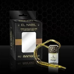 Parfum musc mango El Nabil - Diffuseur voiture al Nabil - 6ml E-maktaba.fr