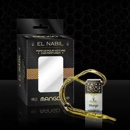 Photo Parfum musc mango El Nabil – Diffuseur voiture al Nabil – 6ml - El-Nabil