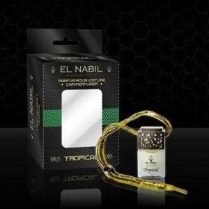 Photo Parfum musc Tropical El Nabil El Nabil – Diffuseur voiture al Nabil – 6ml - El-Nabil