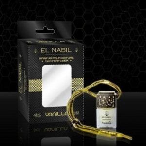 Photo Parfum Vanille El Nabil – Diffuseur voiture al Nabil – 6ml - El-Nabil