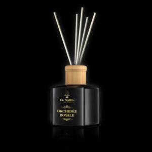 Parfum Maison Orchidée Royale - Orchidée Tropicale, Rose Damascena et Bergamote Parfums islamique E-maktaba.fr