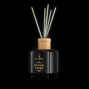 Parfum Maison Santal Lanka - Santal du Sri Lanka, Lotus du Japon et Cèdre du Liban Parfums islamique E-maktaba.fr