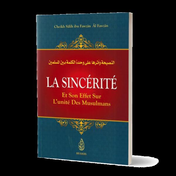 Photo LA SINCÉRITÉ ET SON EFFET SUR L'UNITÉ DES MUSULMANS – SHEIKH SALIH AL FAWZAN - Ibn badis