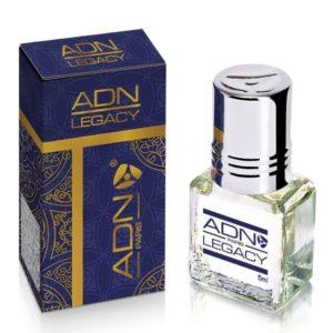 Legacy Adn Paris Musc Sans Alcool, Parfums islamique, E-maktaba.fr