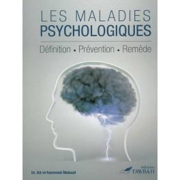 Les maladies psychologiques - E-maktaba
