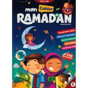 Mon Cahier de Ramadan - Les Grands (7+) - Learning Roots, produits islamique e-maktaba.fr