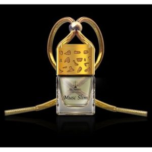 Photo Parfum musc Slim El Nabil – Diffuseur voiture al Nabil – 6ml - El-Nabil