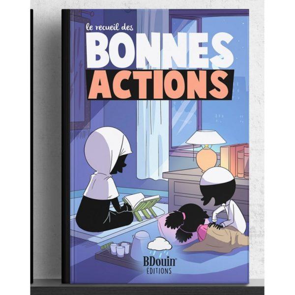 Photo Recueil bonnes actions - Bdouin