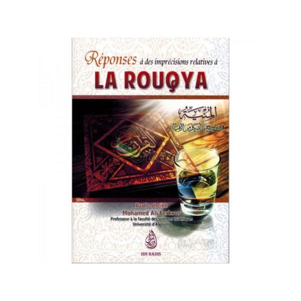 Photo Réponses à des imprécisions relatives à la Rouqya, par le Cheikh Mohamed Ali Ferkous - Ibn badis
