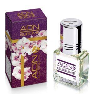Sublime Adn Paris Sans Alcool, Parfums islamique, E-maktaba.fr