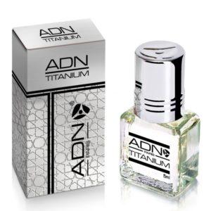 Titanium Adn Paris Sans Alcool, Parfums islamique, E-maktaba.fr