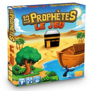 Sira Box - Jeu de société sur la vie du Prophète Muhammad - Emaktaba