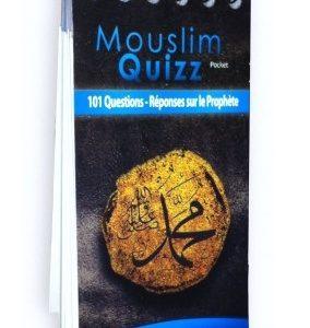 E-maktaba, Mouslim quizz 101 questions reponses prophete