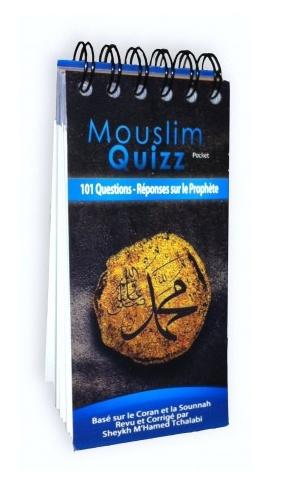 Photo Mouslim Quizz Pocket – 101 questions-réponses sur le Prophète (SAW) - Al ikhlas