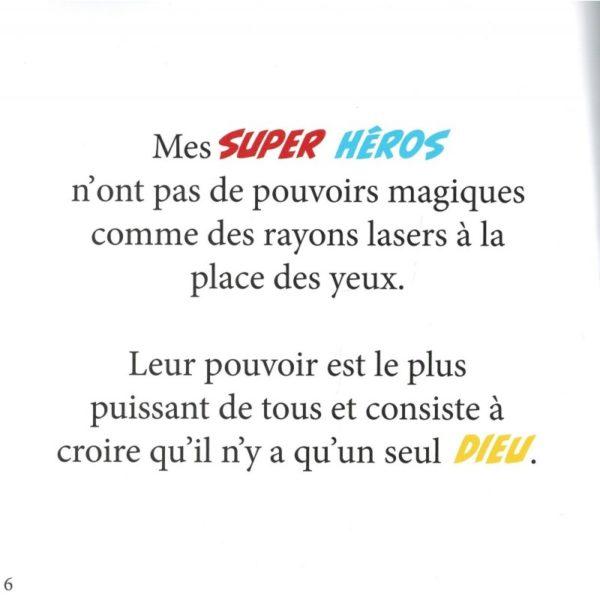 Mes Supers Heros Les Prophetes Le Petit Hijaberon Rouge, E-maktaba