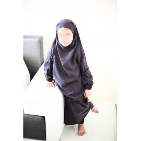 Photo Jilbeb – Safwa – gris anthracite - Safwa