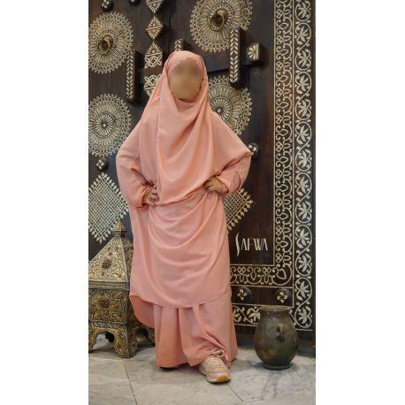 Photo Jilbeb – Safwa – rose clair - Safwa