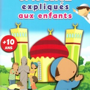 Photo LE HALAL ET LE HARAM EXPLIQUÉS AUX ENFANTS + DE 10 ANS - Athariya kids