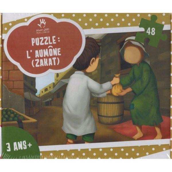 Photo Puzzle sur l'aumône (Zakat) – MUSLIMKID - Muslim Kid