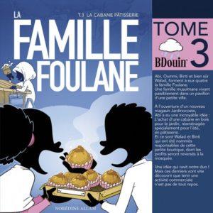 Photo Famille Foulane 3 la Cabane Pâtisserie - Bdouin
