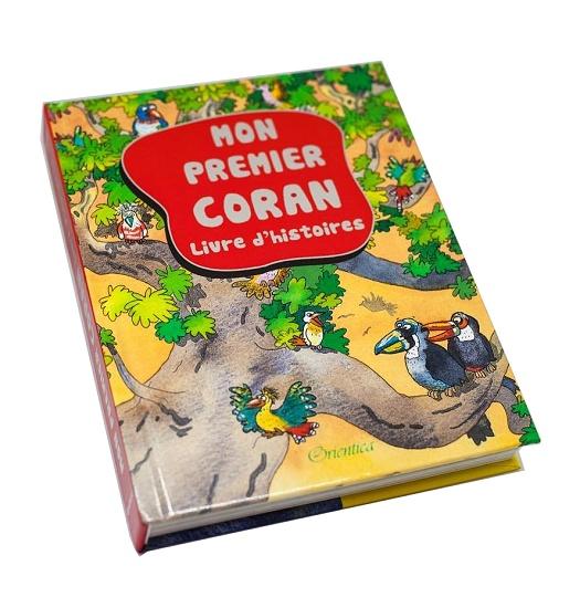 Photo Mon premier Coran – Livre d'histoires (Couverture cartonnée) - Orientica