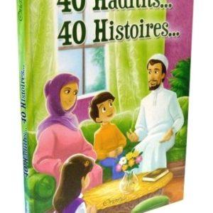 Photo 40 Hadiths… 40 Histoires… (Couverture cartonnée) - Orientica