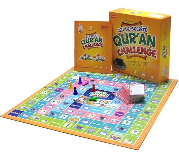 Photo Jeu de Société : Quran Challenge – Le monde du Coran en une seule boite - Orientica