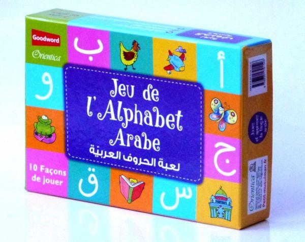 Photo Jeu de l'Alphabet Arabe - Orientica