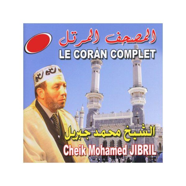 Photo CD CORAN COMPLET CHEIK MOHAMED JIBRIL -