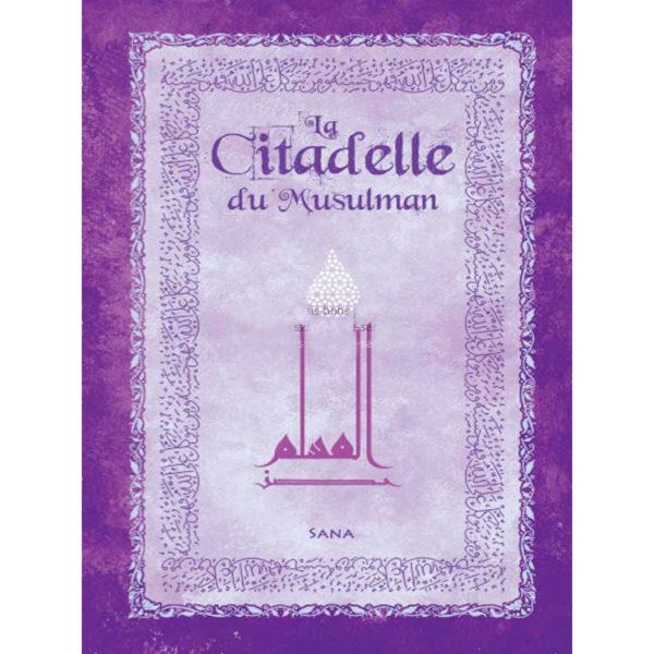 Photo La Citadelle Du Musulman – SOUPLE – Poche Luxe (Couleur Violet) - Sana