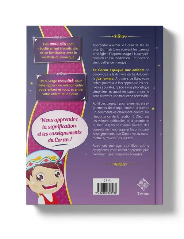 Photo Le Coran expliqué aux enfants - Tawhid