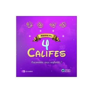 Photo HISTOIRES DES 4 CALIFES RACONTÉES AUX ENFANTS - Islam Audio