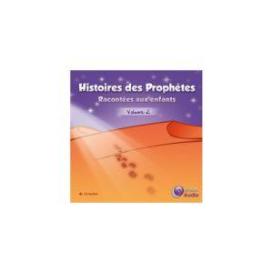 Photo HISTOIRES DES PROPHÈTES RACONTÉES AUX ENFANTS VOLUME 2 - Islam Audio