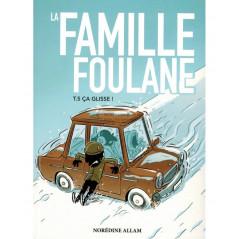 Photo La Famille Foulane (Tome 5) : Ça Glisse - Bdouin
