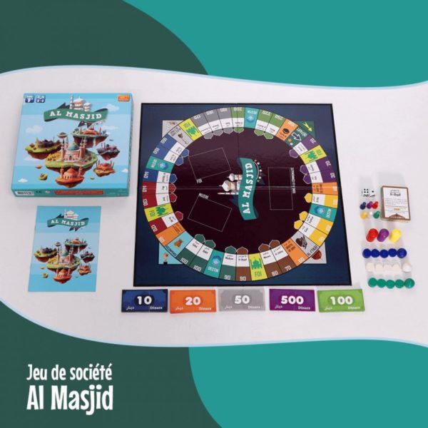 Photo Jeu de société Al Masjid ! (A partir de 7 ans) - Osratouna