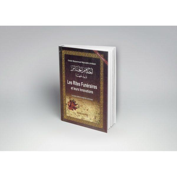 Photo LES RITES FUNÉRAIRES ET LEURS INNOVATIONS – SHAYKH AL-ALBÂNÎ – AL MA3ARIF - Librairie Al-Ma-arif