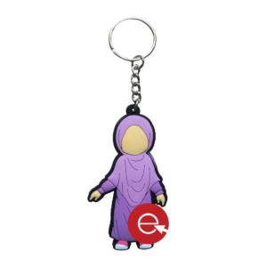 Photo Porte clés petite musulmane – muslimkid - Muslim Kid