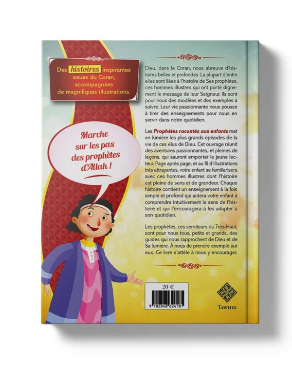 Photo Les Prophètes racontés aux enfants - Tawhid