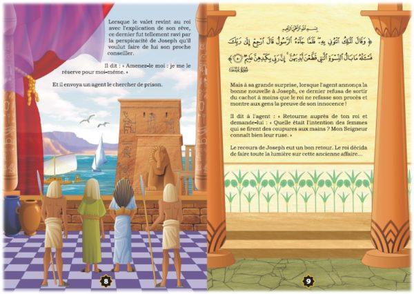 Photo Les récits des prophètes à la lumière du Coran et de la Sunna : Joseph le victorieux (Yûsuf – Youssouf) - Orientica