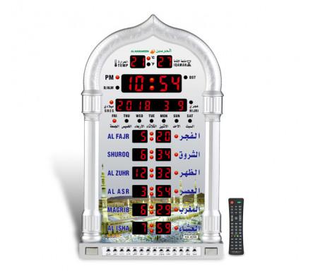 Photo Horloge avec appel à la prière 3 - Al-Harameen