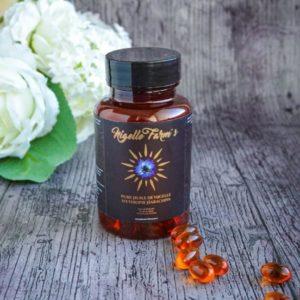 "Photo Capsule d'huile de Nigelle ""Habachia"" -"